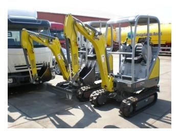 Neuson 1404 RD - mini excavator
