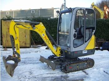 Neuson 1404 RDV - mini excavator
