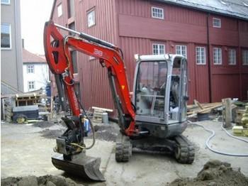 Neuson 38Z3 - mini excavator