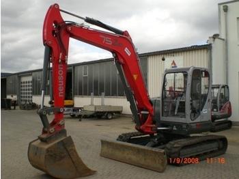 Neuson 75Z3 - mini excavator