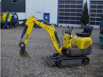 Neuson 803 RD - mini excavator