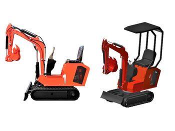 New CLC T 850 - mini excavator