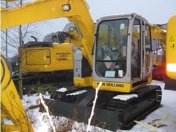 New Holland E 70 B SR - mini excavator