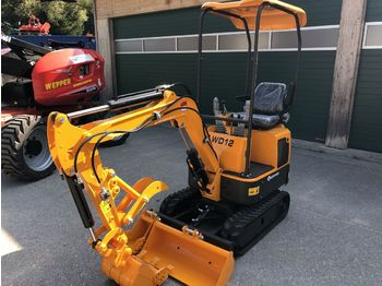 Rhinoceros XN12 TOP  - mini excavator