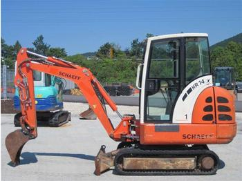 SCHAEFF HR14 - mini excavator
