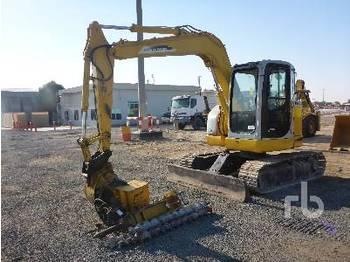 SUMITOMO SH75X-3 - mini excavator