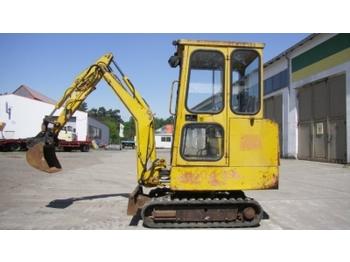 Schaeff HR 02 - mini excavator