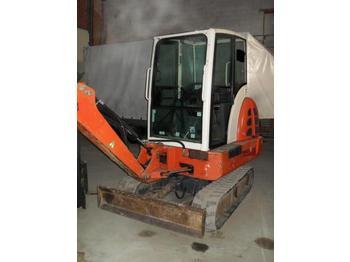 Schaeff HR 14 Top Zustand mit Grabenräum u. Tieflöffel - mini excavator