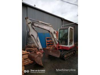 Mini excavator TAKEUCHI TB 135
