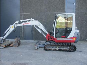 TAKEUCHI TB 235 - mini excavator