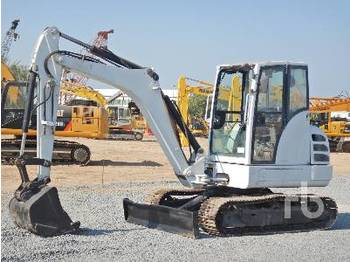 TEREX TC48/51 - mini excavator