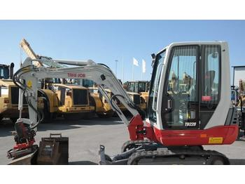 Take-Job TB228  - mini excavator