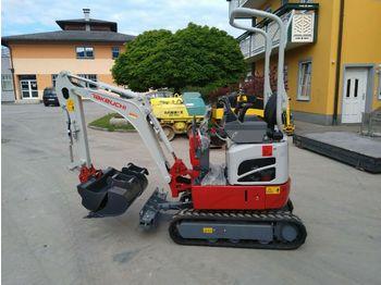 Mini excavator Takeuchi TB210R