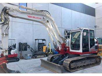 New TAKEUCHI TB285 mini excavator for sale from Netherlands at