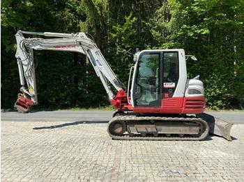 Takeuchi TB 285 - mini excavator