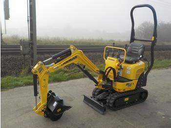 Mini excavator Unused 2020 Yanmar SV08-1A (S)