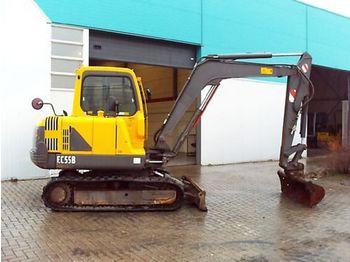Volvo EC55B - mini excavator