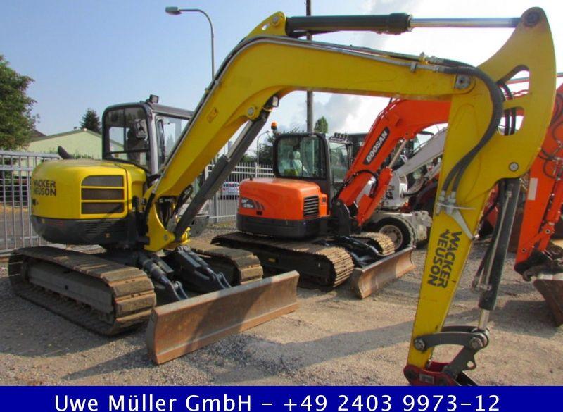 Mini excavator Wacker Neuson 8003-2 (ET 90, EZ 80) - Truck1 ID: 2986046