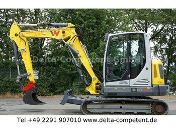 Wacker Neuson 8002 RDV mini excavator from Italy for sale at Truck1