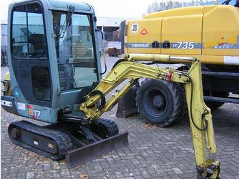 YANMAR B17-2 - mini excavator