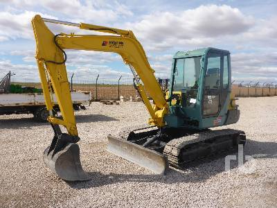 YANMAR B50-2B mini excavator from Spain for sale at Truck1, ID: 1919192