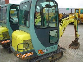Yanmar B15-3 - mini excavator