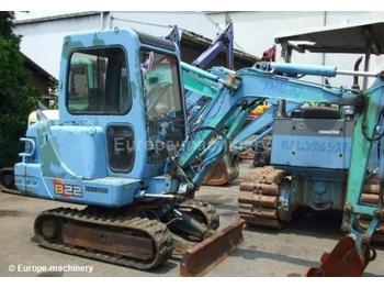 Yanmar B22-2ACR - mini excavator