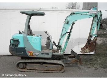 Yanmar B27-2A - mini excavator