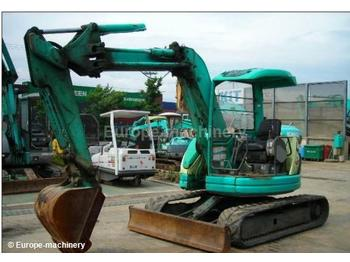 Yanmar B6U - mini excavator
