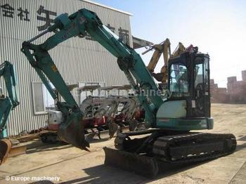 Yanmar B6-5 - mini excavator