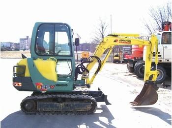 Yanmar B 25 V - mini excavator