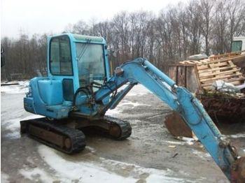 Yanmar B 30 V - mini excavator