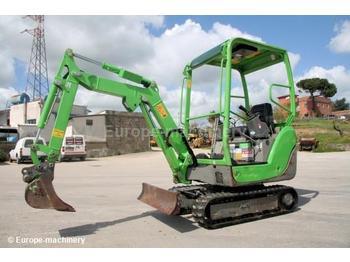 Yanmar SV15 - mini excavator