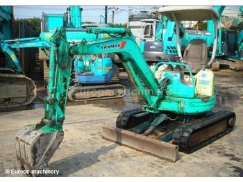 Yanmar VIO20 - mini excavator