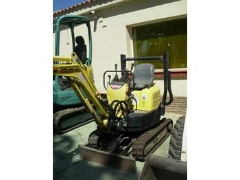 Yanmar Vio 10 - mini excavator