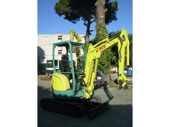 Yanmar Vio 20 - mini excavator