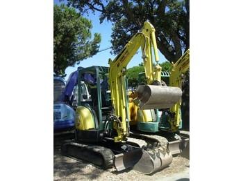 Yanmar Vio 30 - mini excavator