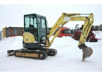 Yanmar Vio 35 - mini excavator