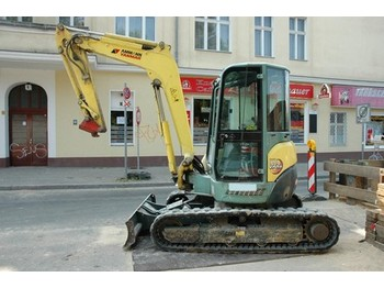 Yanmar Vio 45 - mini excavator