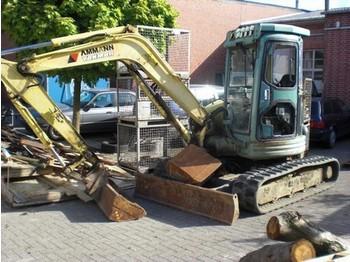 Yanmar Vio 50 - mini excavator