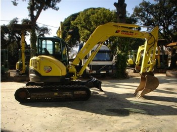 Yanmar Vio 75 - mini excavator