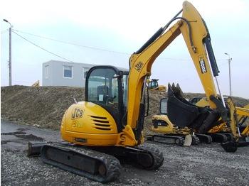 jcb 8055 RTS - mini excavator
