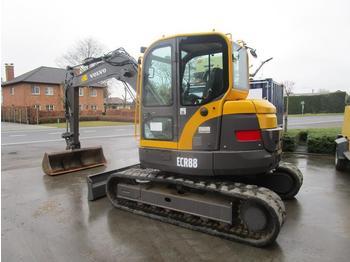 volvo ECR 88 - mini excavator