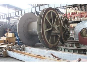 780kW Friction Stage Winder - mining machinery
