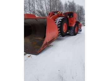 Mining machinery Sandvik Toro T10010