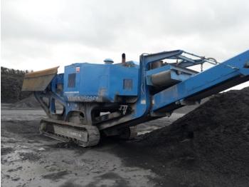 Terex Pegson 1100 x 650 Premiertrak - mining machinery