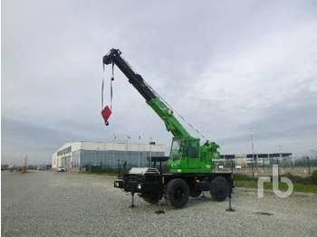 Mobile crane AGIS AG322 18 Ton 4x2: picture 1