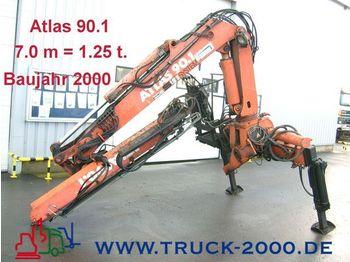 ATLAS 90.1 Kran aus 2000 komplett, 7.0 m = 1.25t. - mobile crane