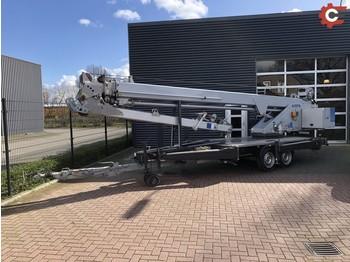 Mobile crane Böcker KRAAN AHK 27/1200/2015/1.302 UUR/1E EIG. .