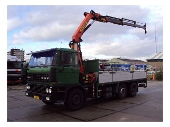 Mobile crane DAF 2800 PALFINGER 13 T/M CRANE: picture 1